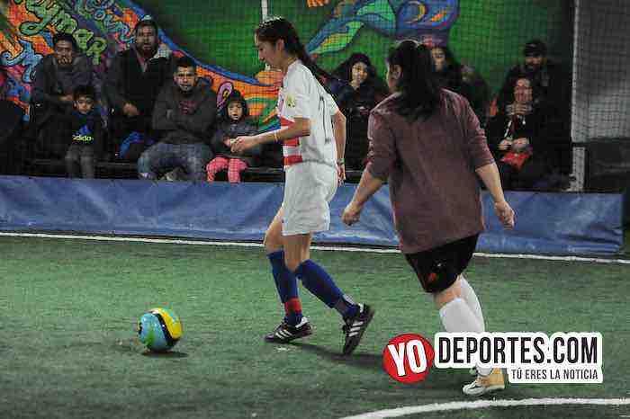 CD Vagos-Deportivo Morelia-Liga Interamericana Femenil Chicago