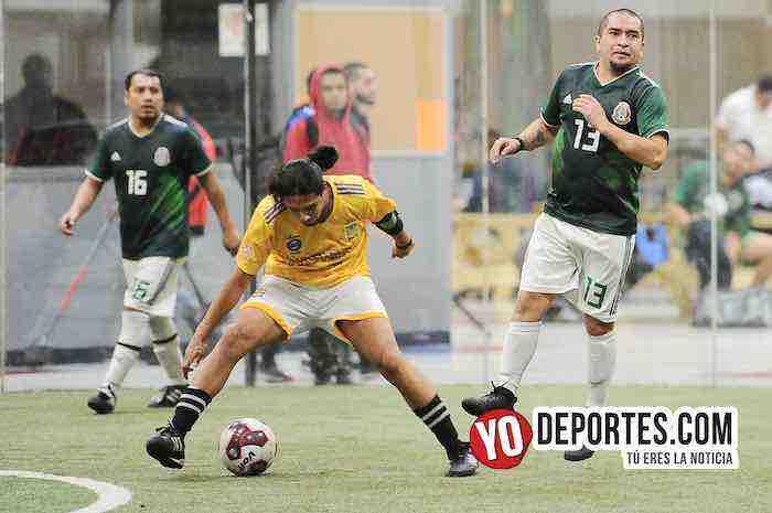 Cachorros-Hidalgo Veracruz-Liga 5 de Mayo Soccer League