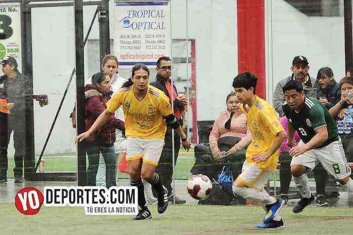 Cachorros-Hidalgo Veracruz-Liga 5 de Mayo