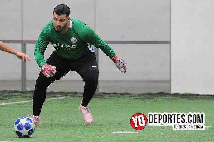 Campo Hermoso-Villa Toro FC-Liga San Francisco-Champions de los Martes Indoor soccer