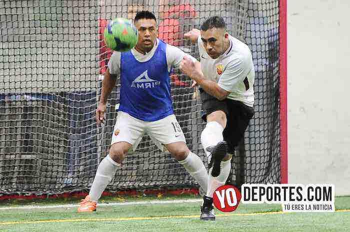 Cariocas triunfan 2-1 contra UNAM en la Liga 5 de Mayo