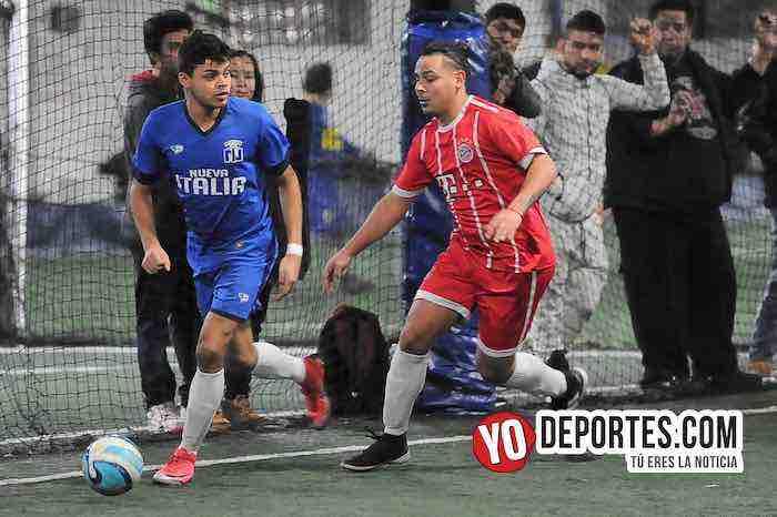 Cesar Ramirez-Nueva Italia-Las Palmas-Liga Taximaroa