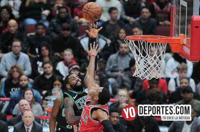 Chicago Bulls-Boston Celtics United Center