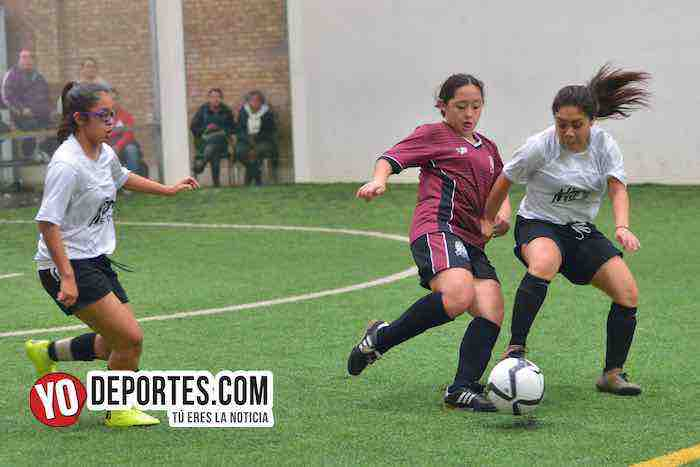 Chicago Real FC-Wizards-High School-Liga San Francisco Futbol femenil