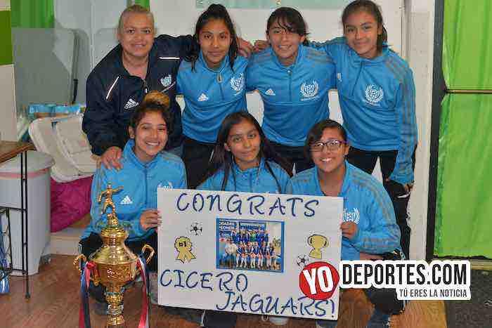 Cicero Jaguars Premier Campeonas Veracruz