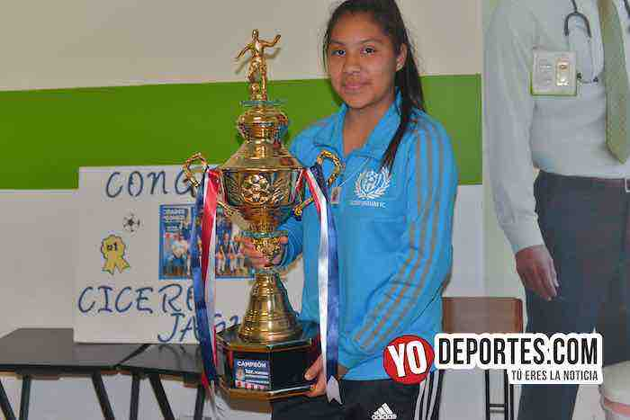 Cicero Jaguars Premier-Fiesta Campeonas Veracruz