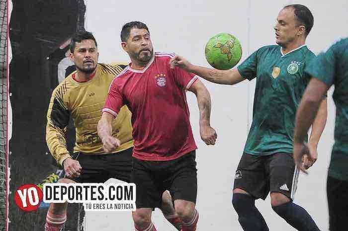 Los Revolutions no pudieron con el Contra FC en la Liga Latinoamericana