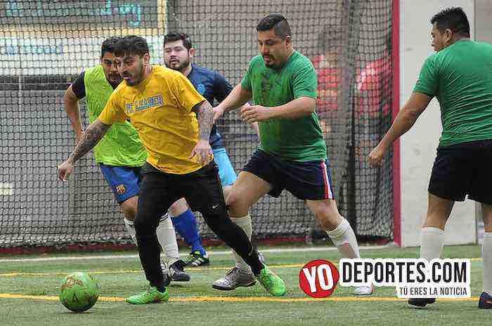 Cuamio-A B Electronics-Liga Latinoamericana Futbol Chicago