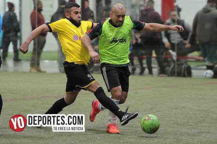 Cuamio-A B Electronics-Liga Latinoamericana Soccer League