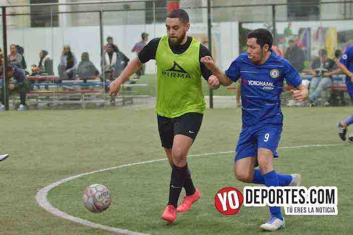 Cuervos Negros-U de G-Liga 5 de Mayo-Final Segunda Division Futbol
