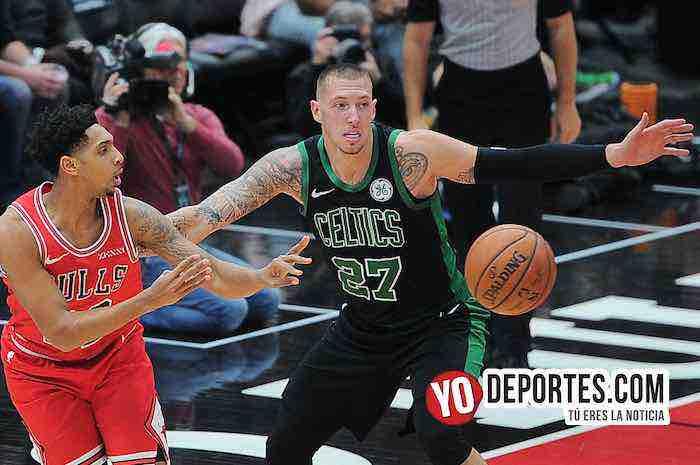 Daniel Theis-Chicago Bulls-Boston Celtics