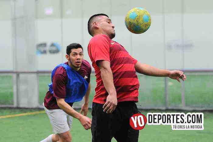 Deportivo 59-Gallos Rojos-Liga Douglas Futbol Chicago