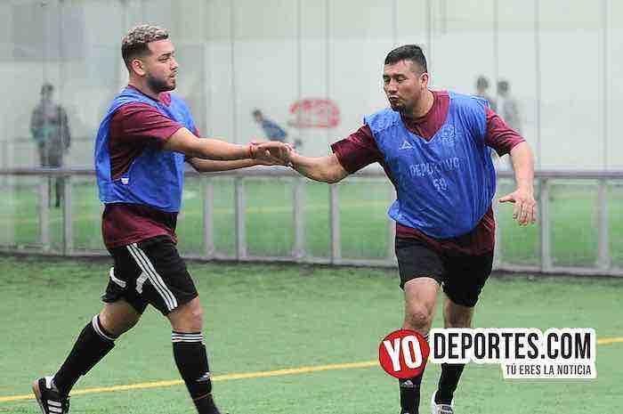 Deportivo 59 sorprende a los Gallos Rojos y quieren Liguilla