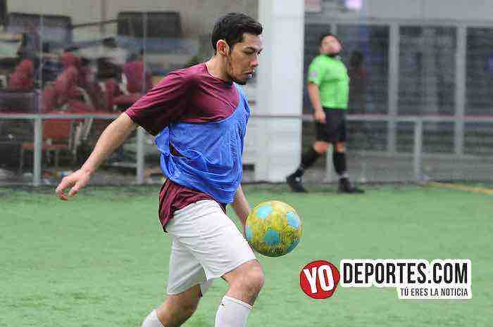 Deportivo 59-Gallos Rojos-Liga Douglas