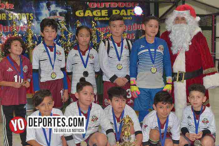 Deportivo 59-Liga Latinoamericana-Finales Champions Kids-2010