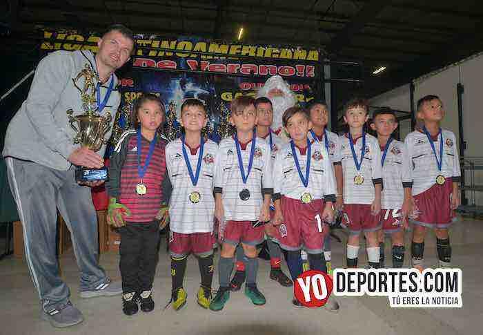 Deportivo 59-Liga Latinoamericana-Finales Champions Kids-2011