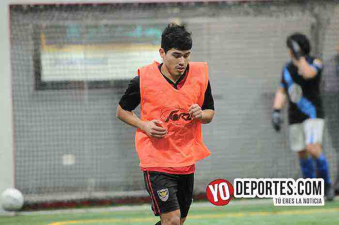 Deportivo Azteca-Chicago Soccer-Champions Liga Latinoamericana Soccer League