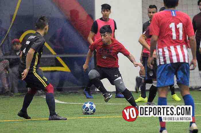 Deportivo La Palma-FC Studz-Champions de los Martes-Liga San Francisco Chicago