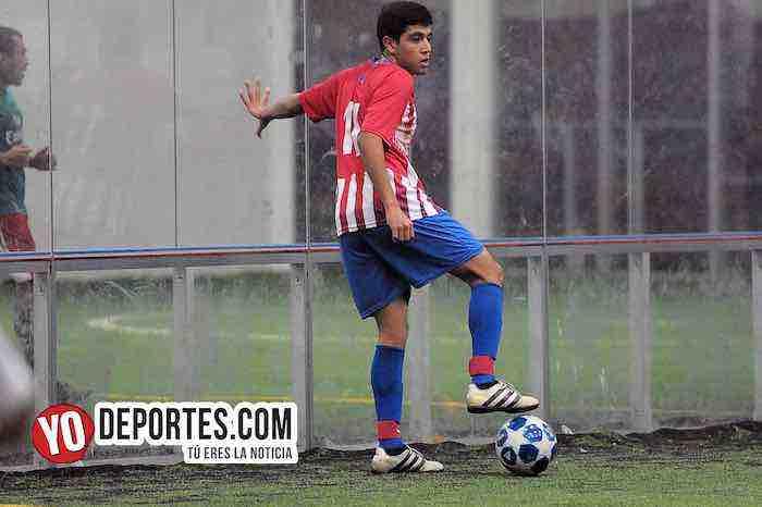 Deportivo La Palma-FC Studz-Champions de los Martes-Liga San Francisco Soccer League