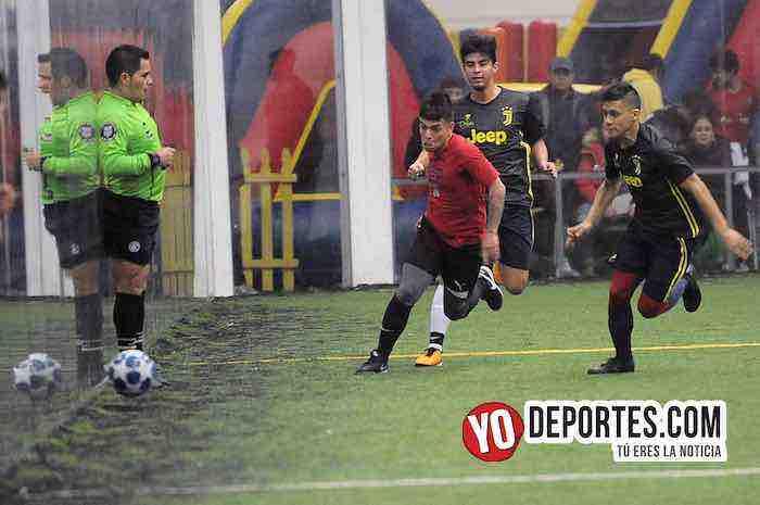 Deportivo La Palma-FC Studz-Champions de los Martes-Liga San Francisco