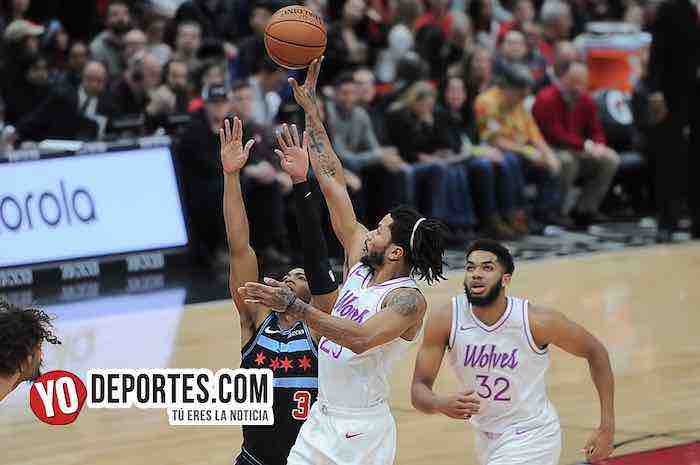 Derrick Rose Chicago Bulls-Minnesota Timberwolves