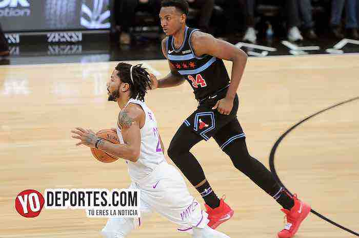 Derrick Rose-Wendell Carter Jr-Chicago Bulls-Minnesota Timberwolves