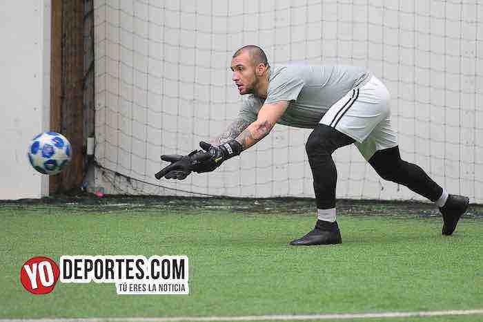 Eder Patino Portero-Campo Hermoso-Villa Toro FC-Liga San Francisco-Champions de los Martes