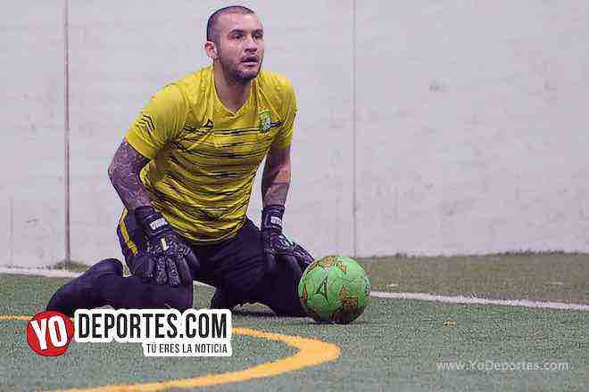 Eder Patino portero-Pirma Leon-Ibarra-Liga Latinoamericana-Veteranos