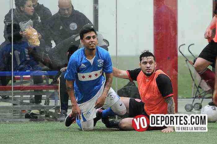 Erick Carrasco-0Deportivo Azteca-Chicago Soccer-Champions Liga Latinoamericana