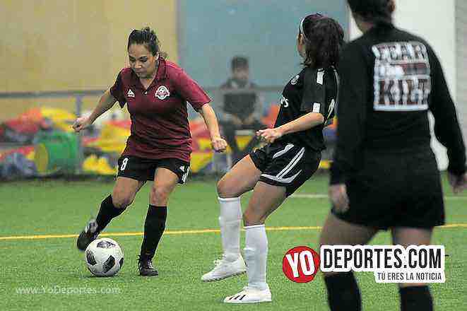 Fire-Deportivo 59-Liga Douglas Femenil Mujeres Futbolistas