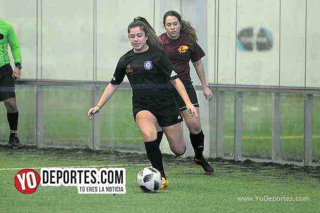 Fire-Deportivo 59-Liga Douglas Femenil-Soccer League Chicago