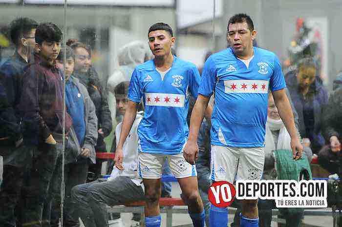 Gabriel Corona Tinieblas-Deportivo Azteca-Chicago Soccer-Champions Liga Latinoamericana