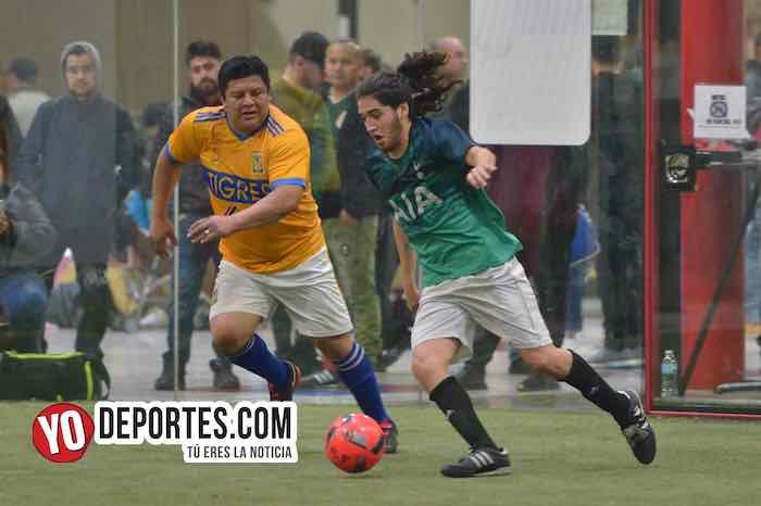 Granda FC-Aztecas-Liga 5 de Mayo-Final Primera División Especial Chicago Soccer