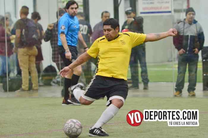 Granda FC-Aztecas-Liga 5 de Mayo-Final Primera División Especial Indoor Futbol