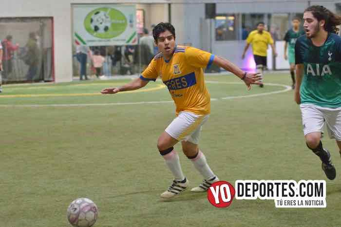 Granda FC-Aztecas-Liga 5 de Mayo-Final Primera División