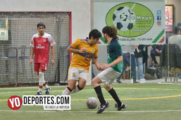 Granda FC-Aztecas-Liga 5 de Mayo Soccer League-Final Primera División Especial