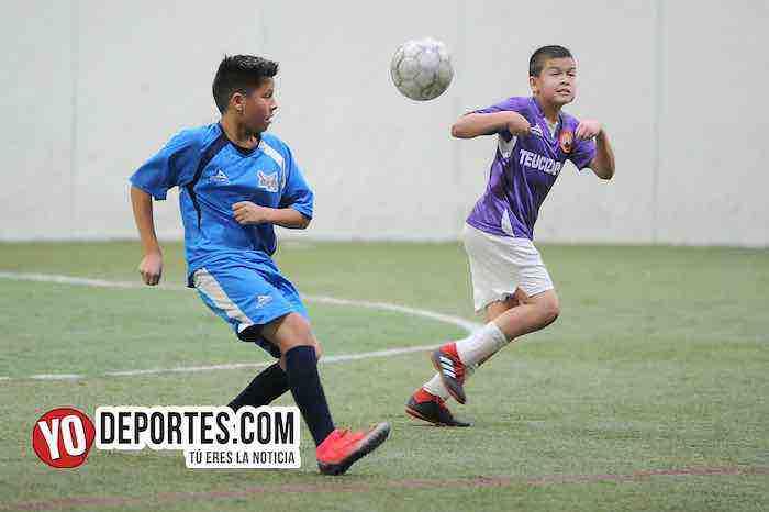 Halcones JC-Teucizapan-Champions Kids Relampago-Liga Latinoamericana