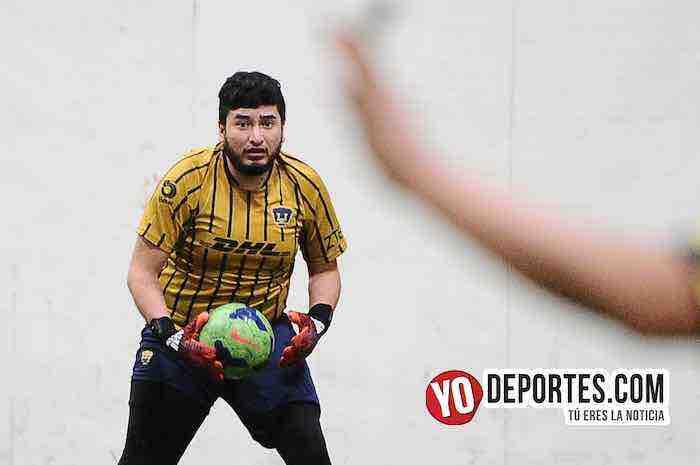 Hayden Diaz-Cariocas-UNAM 1-Liga 5 de Mayo