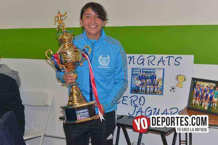 Jazmin Carrera-Cicero Jaguars Premier-Fiesta de Campeonas Veracruz