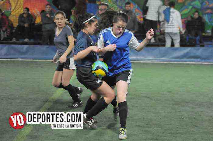 Chicago FC no puede con el CD Fénix en la Interamericana