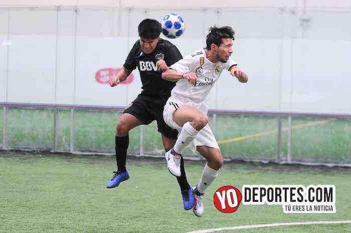Jonathan Pachar-Boca Jr-Campo Hermoso-Champions Martes-Liga San Francisco