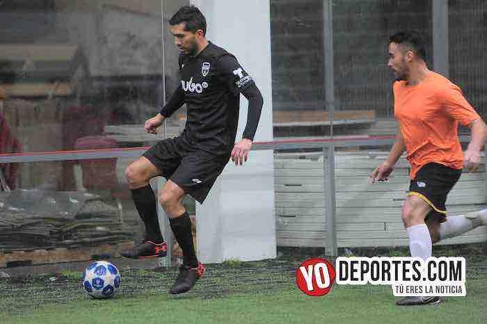 Jorge Casas-Southside-Villa Toro-Champions de los Martes-Liga San Francisco