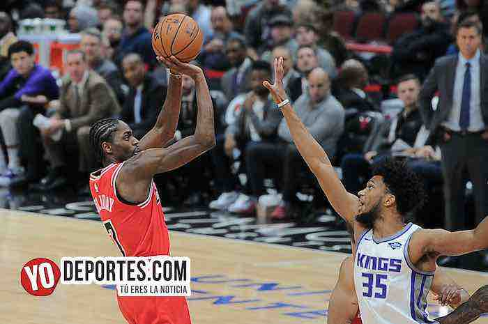 Justin Holiday-Kris Dunn-Chicago Bulls-Sacramento Kings