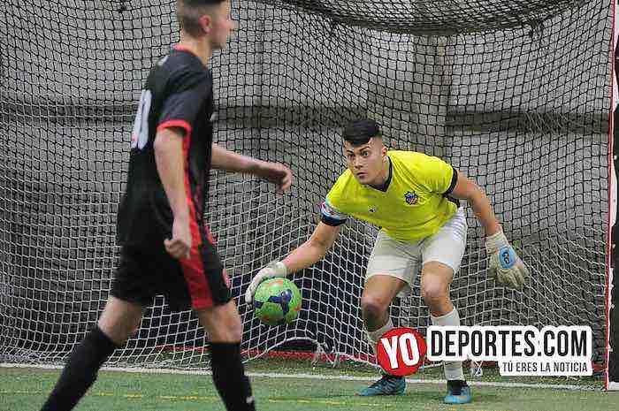 La Bamba-Marquette FC-Liga 5 de Mayo portero