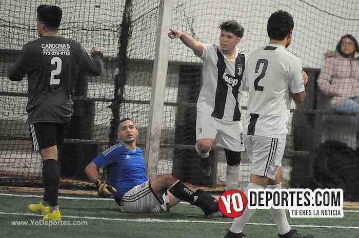 La Juve-CD Vagos-Liga Interamericana Soccer League-Futsal