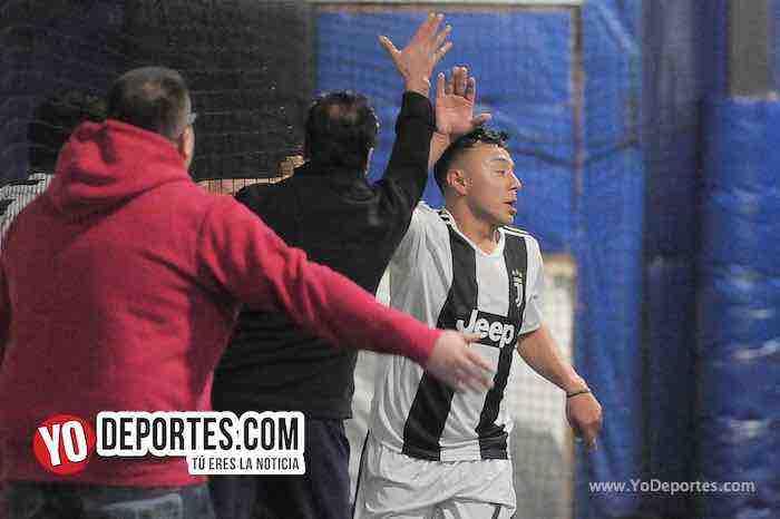 La Juve-CD Vagos-Liga Interamericana Soccer League
