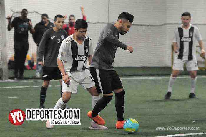 La Juve-CD Vagos-Liga Interamericana de Chicago-Indoor Soccer