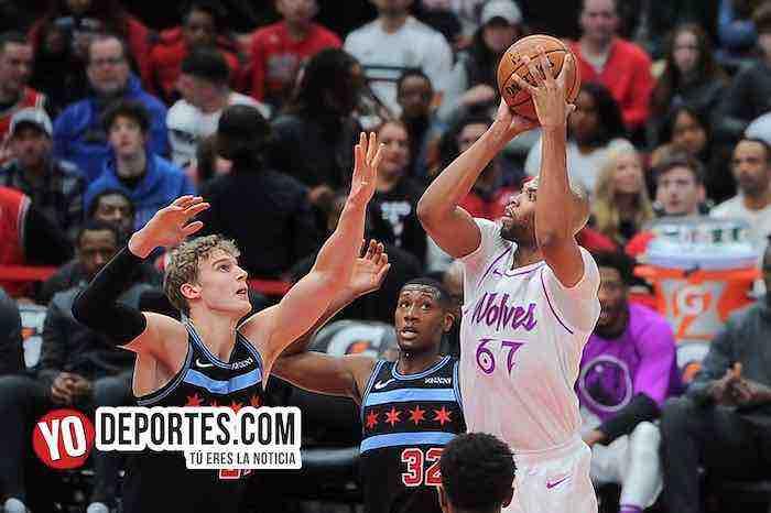 Lauri Markkanen-Taj Gibson-Chicago Bulls-Minnesota Timberwolves