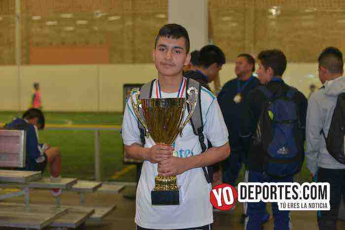 Liga San Francisco Champions Kids Chicago