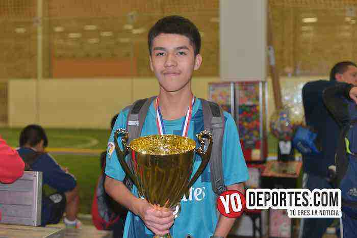 Liga San Francisco Champions Kids-Finales Chicago